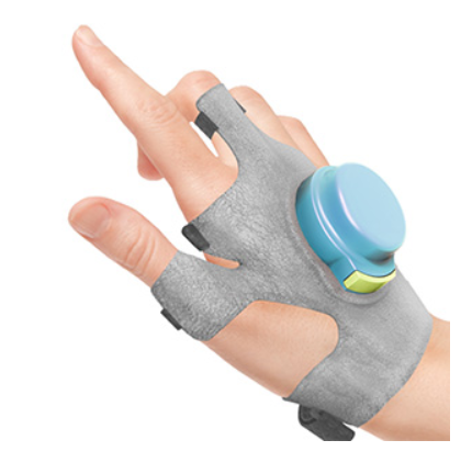 A glove for the effects of Parkinson to make the life for patients easier