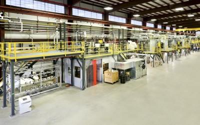 Cutting carbon fibre costs in half