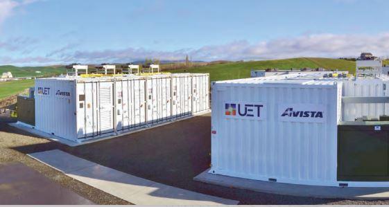 Advanced vanadium flow battery for U.S. Navy