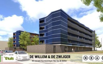Stion's Frameless module selected for BIPV carbon neutral apartments in the Netherlands