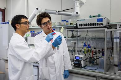 A membrane for highly efficient energy storage