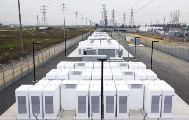 Three massive battery storage plants going live in southern California
