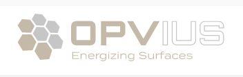 OPVIUS organic BIPV construction material wins BAU 2017 award