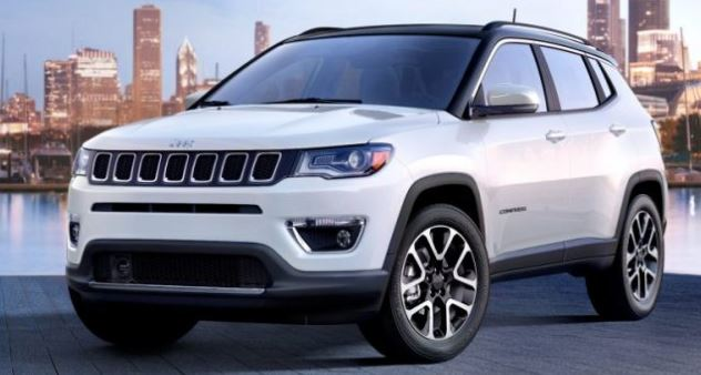 2017 Jeep Compass Body Structure & Frame Utilizes 65% Percent High-Strength Steels