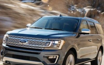 Ford's 2018 Expedition is 300 lbs Lighter thanks to Aluminum Body