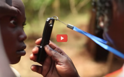 Solar-powered Opthalmoscope Revolutionizes Remote Eye