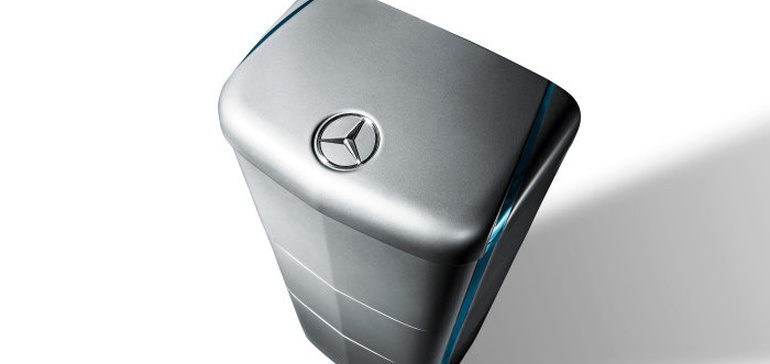 Mercedes-Benz begins selling residential storage systems in the UK
