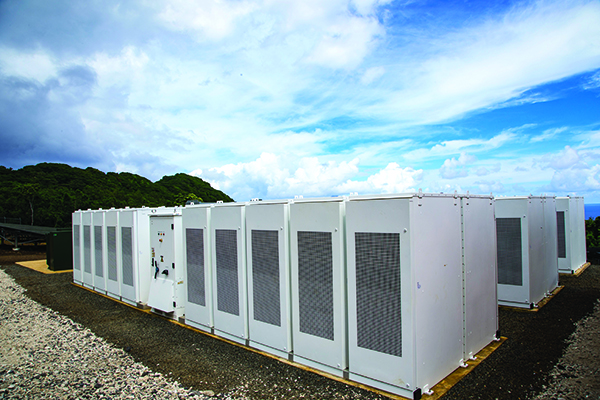 Battery Storage Goes Mainstream