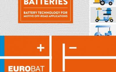 EUROBAT. Motive Power Batteries report