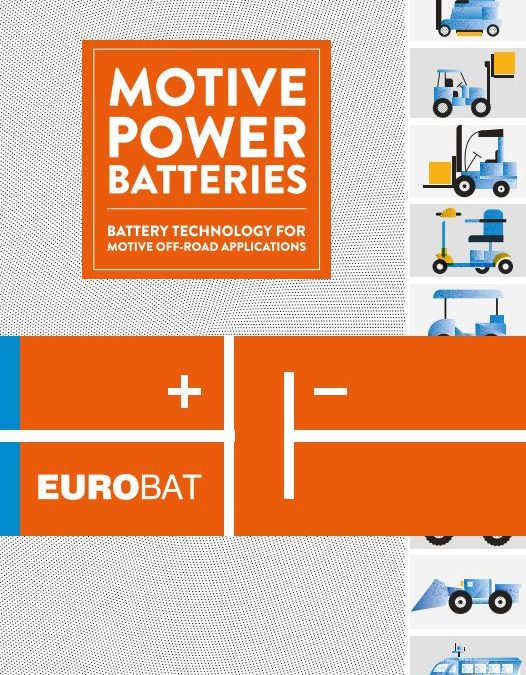 EUROBAT. Motive Power Batteries report