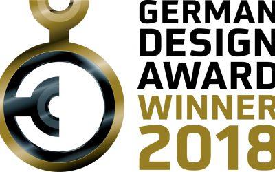 SLENTITE® wins 2018 German Design Award